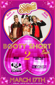 Booty Short Bash 2 Final Poster