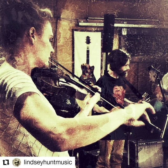 "#Repost @lindseyhuntmusic • • • • • • The majority of this music has never been played live before. We are rehearsing like mad people to sound perfect for you on 10/5. Well, probably not perfect, but man are we going to look good! Haha! Come to @vacuber Saturday night to hear how all this plays out! We would love to see you. Oh! And @wend.music will be there too! I promise it won't suck, ticket link in bio 💋⠀ Check out my story for a little ""sound on"" sneak peek!"